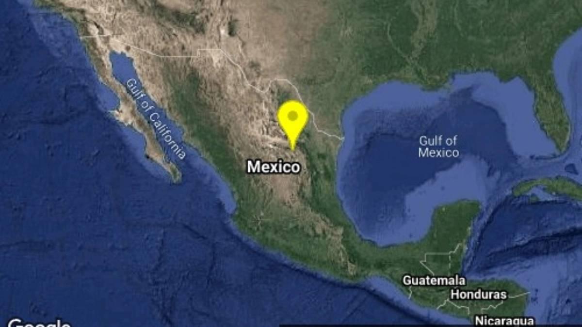México sismo saltillo