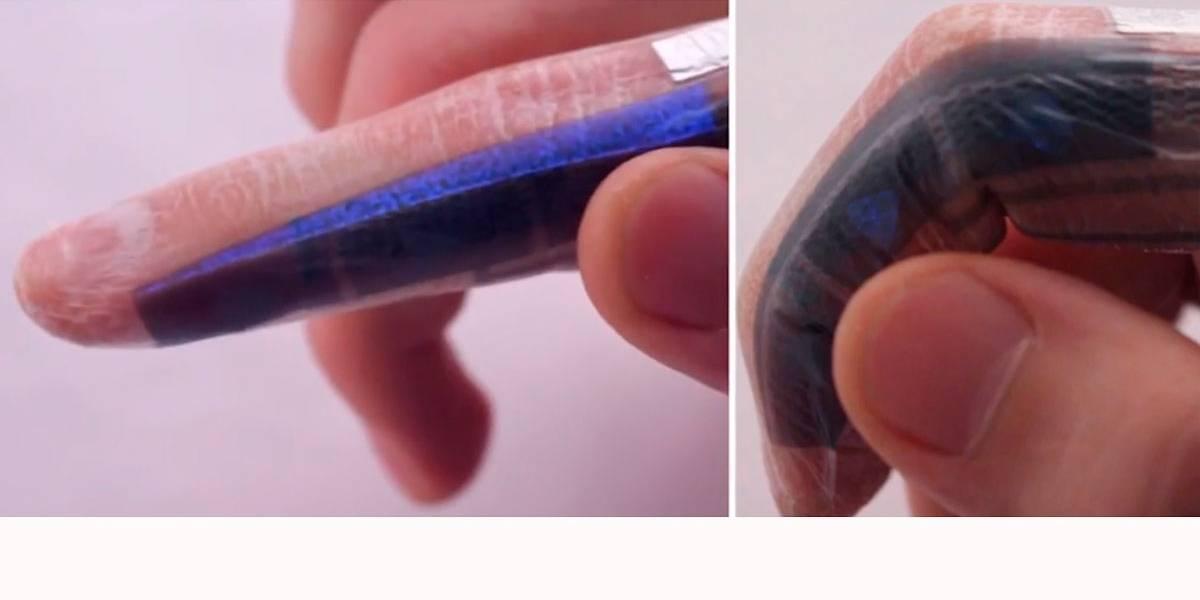 Novidade do Google transforma tatuagem na pele em controle remoto