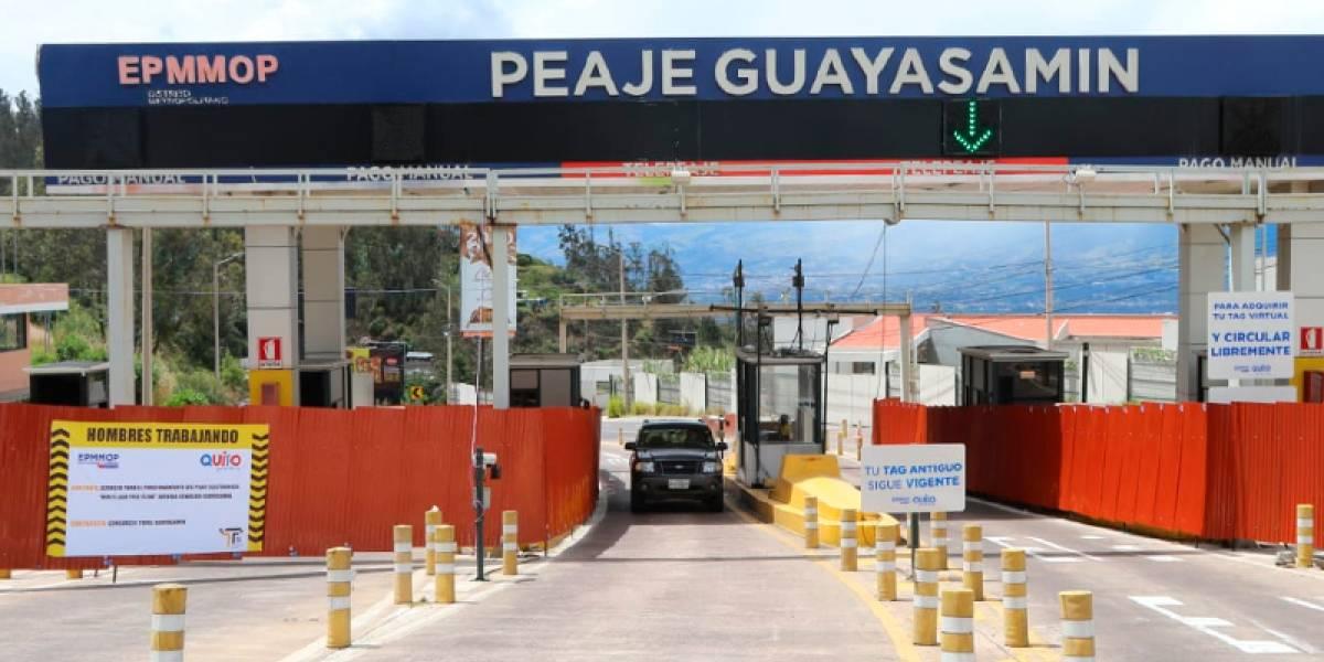 Desde el viernes 24 hasta el lunes 27 de julio estará cerrado el túnel Guayasamín