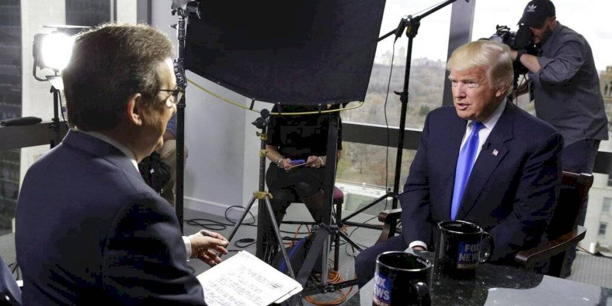 Entrevista de Chris Wallace a Donald Trump: Ejemplo de excelencia periodística