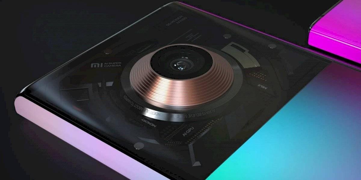 Xiaomi: filtran lo que sería el Mi Mix 4 y el diseño es algo fuera de este mundo