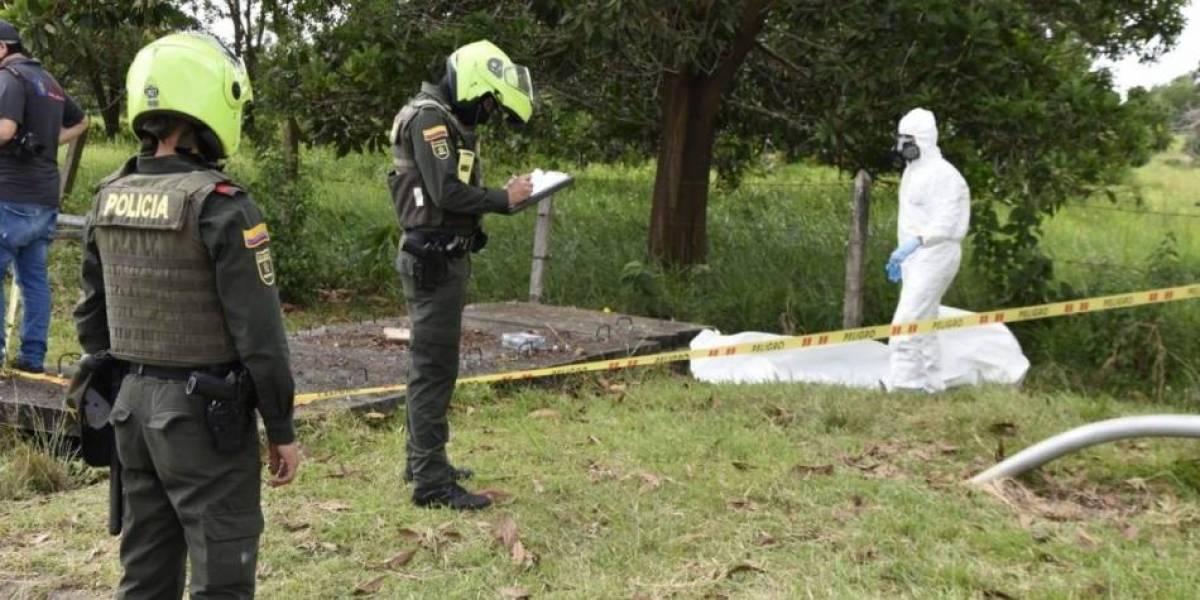 Asesinan a dos policías en el Chocó