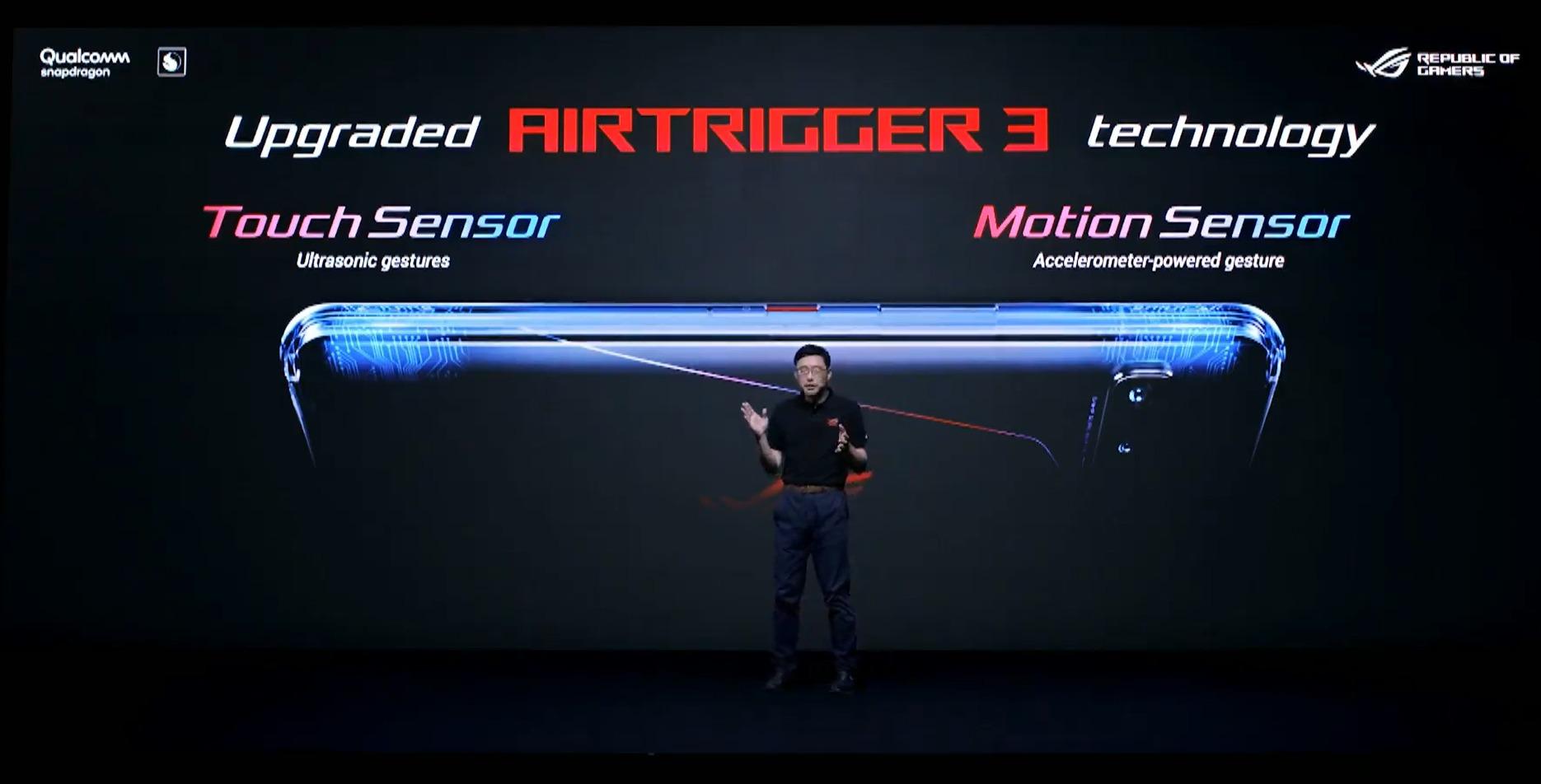 air trigger 3 rog phone 3