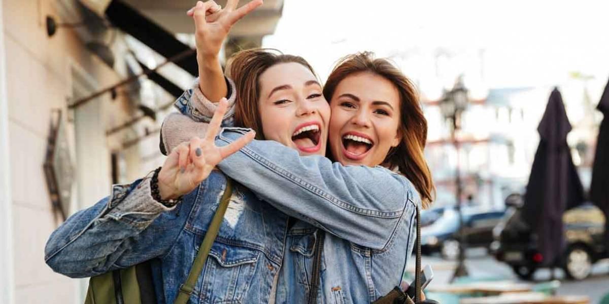 Más momentos, más amigos mejoran la calidad de vida