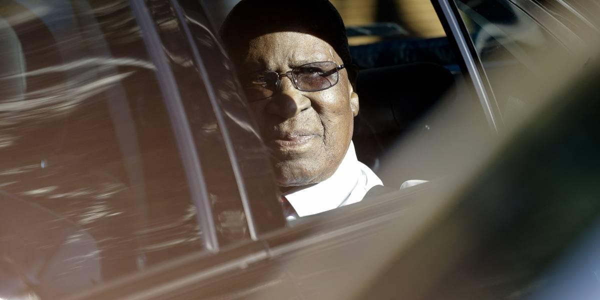Muere Andrew Mlangeni, ícono de la lucha contra el apartheid