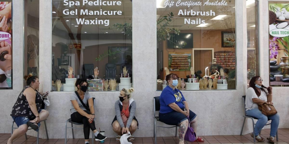 California se acerca al medio millón de contagiados de COVID-19