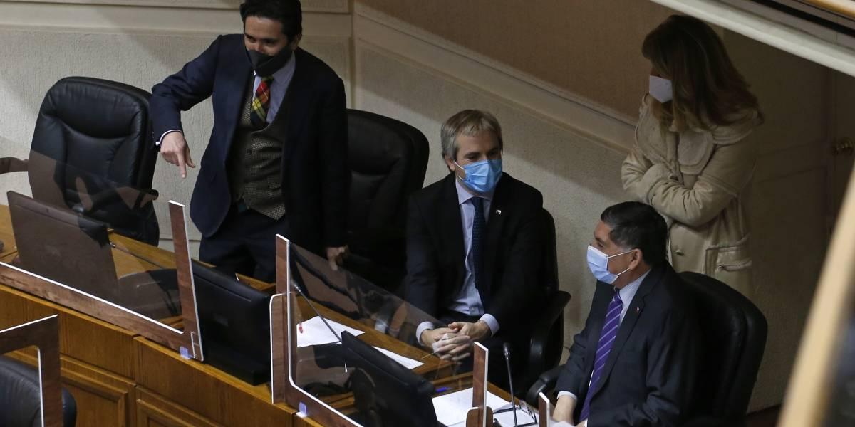 """Ministro Alvarado: """"El resultado está escrito; hubiera querido un debate más reflexivo"""""""