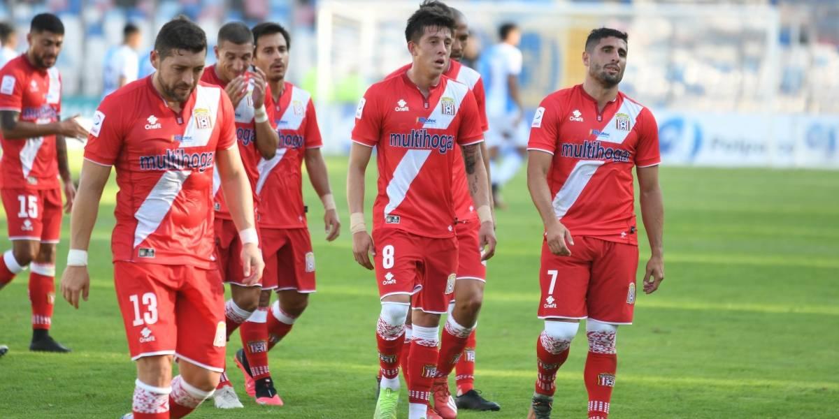Operación retorno del fútbol en duda: Curicó Unido también tiene un positivo