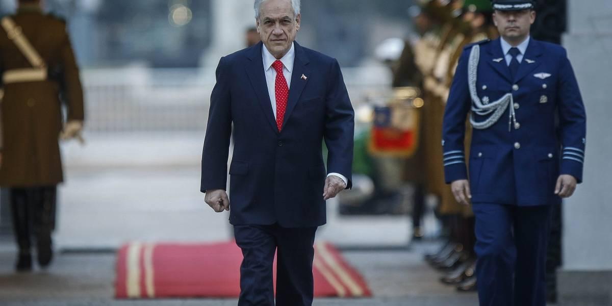 Extranjero que amenazó de muerte al Presidente Piñera fue expulsado del país