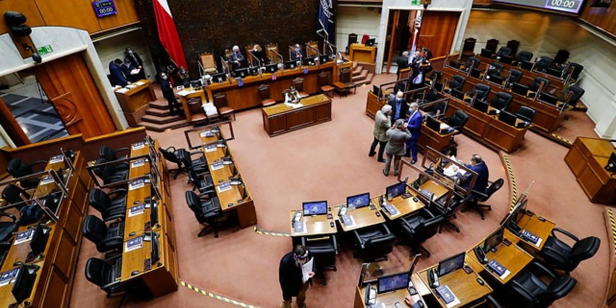 ¿A qué hora parte la votación por el retiro del 10% de fondos AFP en la Sala del Senado?
