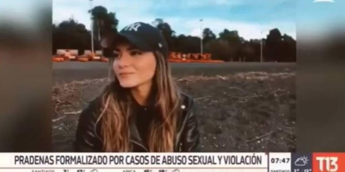 """""""Era una loquilla"""": revuelo en redes sociales por frase al aire sobre Antonia Barra"""