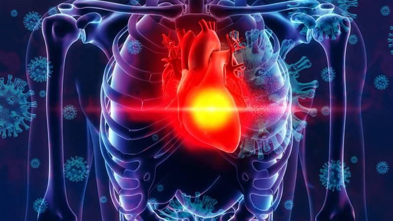 COVID-19 y los daños al corazón