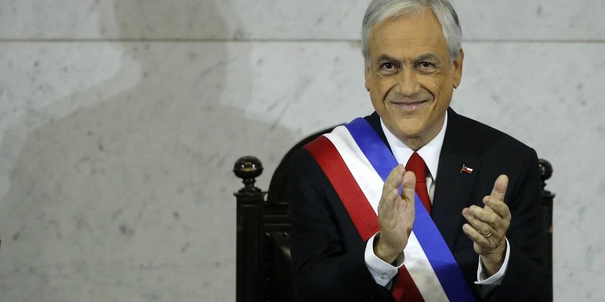 La Cuenta Pública del Presidente Sebastián Piñera será con apenas 30 invitados