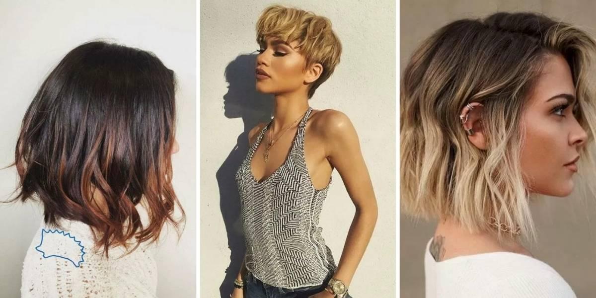 6 cortes de cabelo curto que serão tendência na próxima temporada e que você pode usar a partir de agora