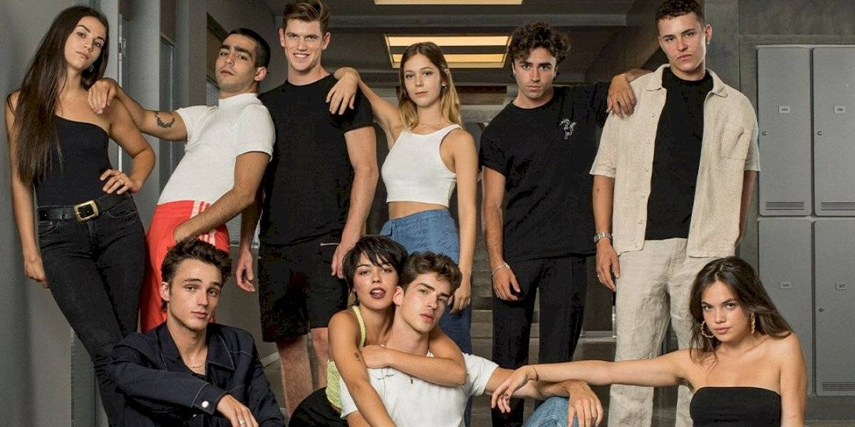 Estos son los nuevos personajes de Élite que llegan con la cuarta temporada