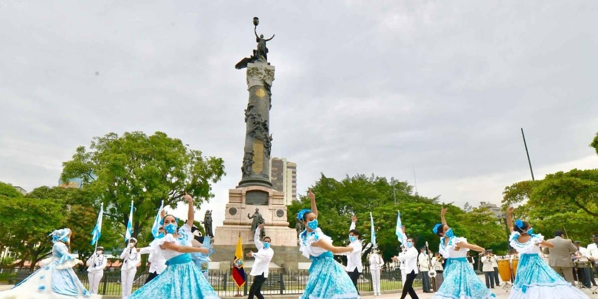 La agenda virtual de las Fiestas Julianas por los 485 años de fundación de Guayaquil