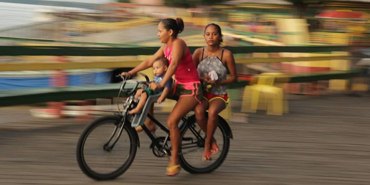 O Brasil que pedala