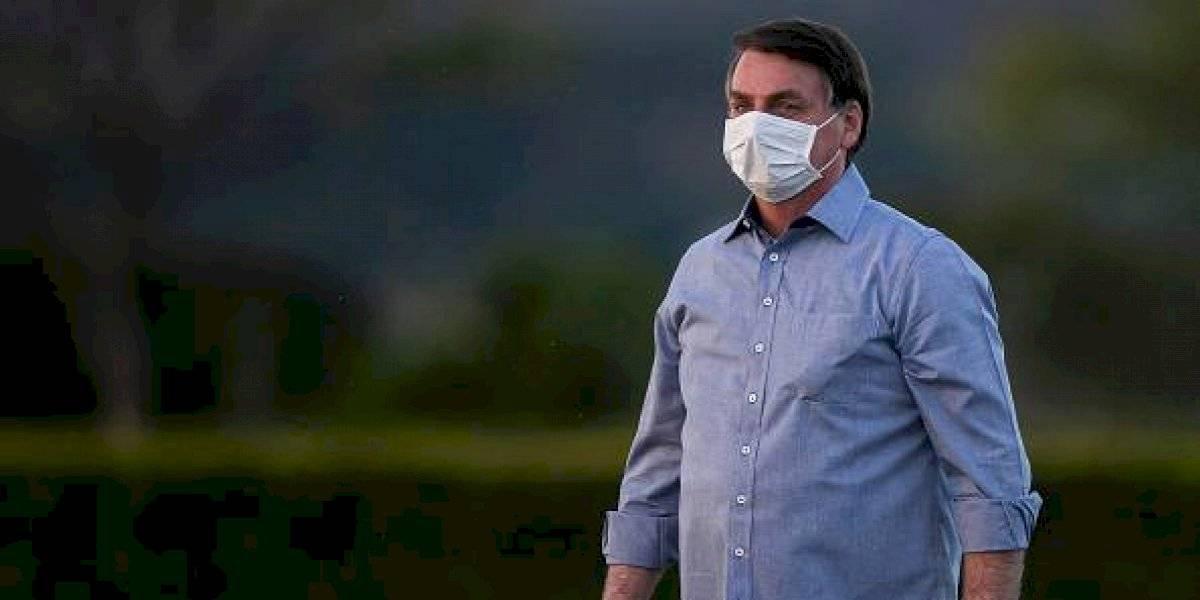 Coronavirus: Presidente Jair Bolsonaro dio positivo a coronavirus por tercera vez