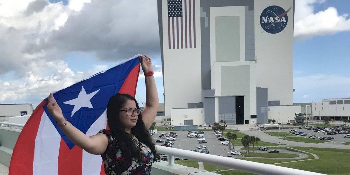 Graduada de Universidad Politécnica Contratada por la NASA
