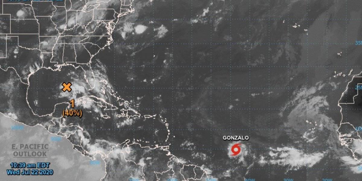 Pronostican que la tormenta tropical Gonzalo será huracán mañana