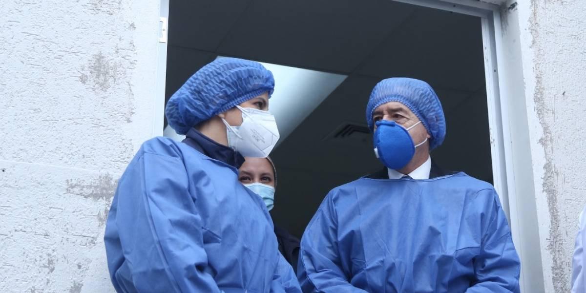 Gobierno anuncia nuevas medidas para Quito y otras provincias por la emergencia sanitaria
