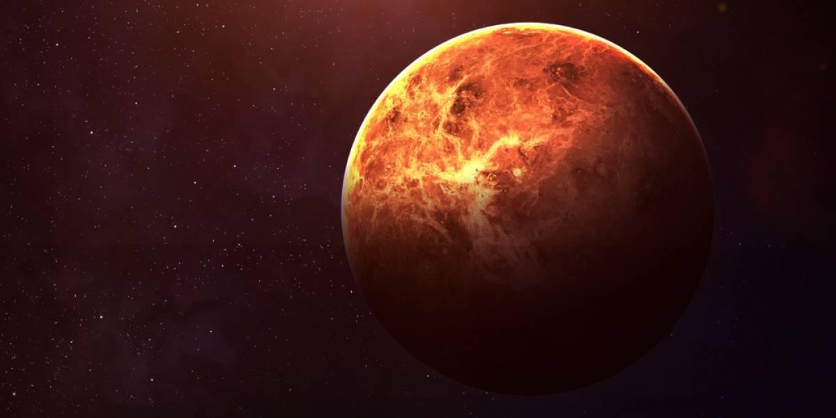 Científicos descubren volcanes activos en la superficie de Venus
