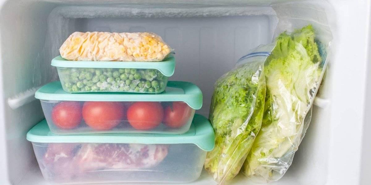 Tips para congelar y dar más vida a tus alimentos