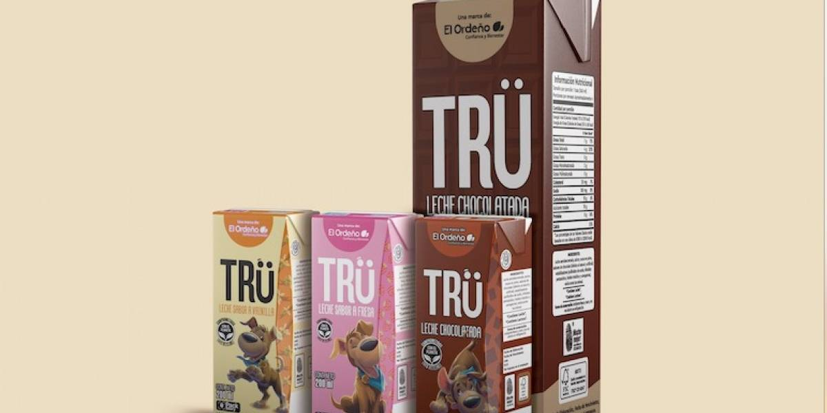 TRÜ presenta nueva línea de leches saborizadas con sorbete ecológico
