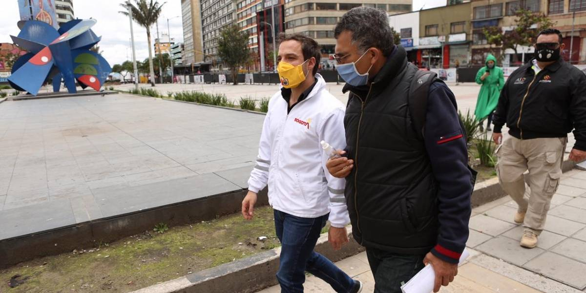 ¿Cuántas personas quedarán confinadas durante la nueva cuarentena estricta en Bogotá?