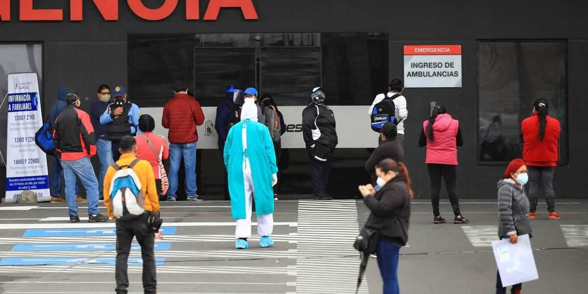 Ecuador alcanzará a China en cifra de contagios de COVID-19