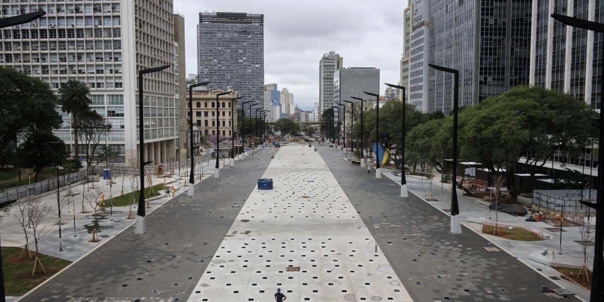 Prefeitura de São Paulo lança edital para concessão do Anhangabaú