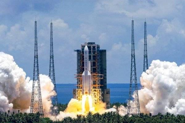 China se suma a la nueva carrera espacial y envía misión a Marte
