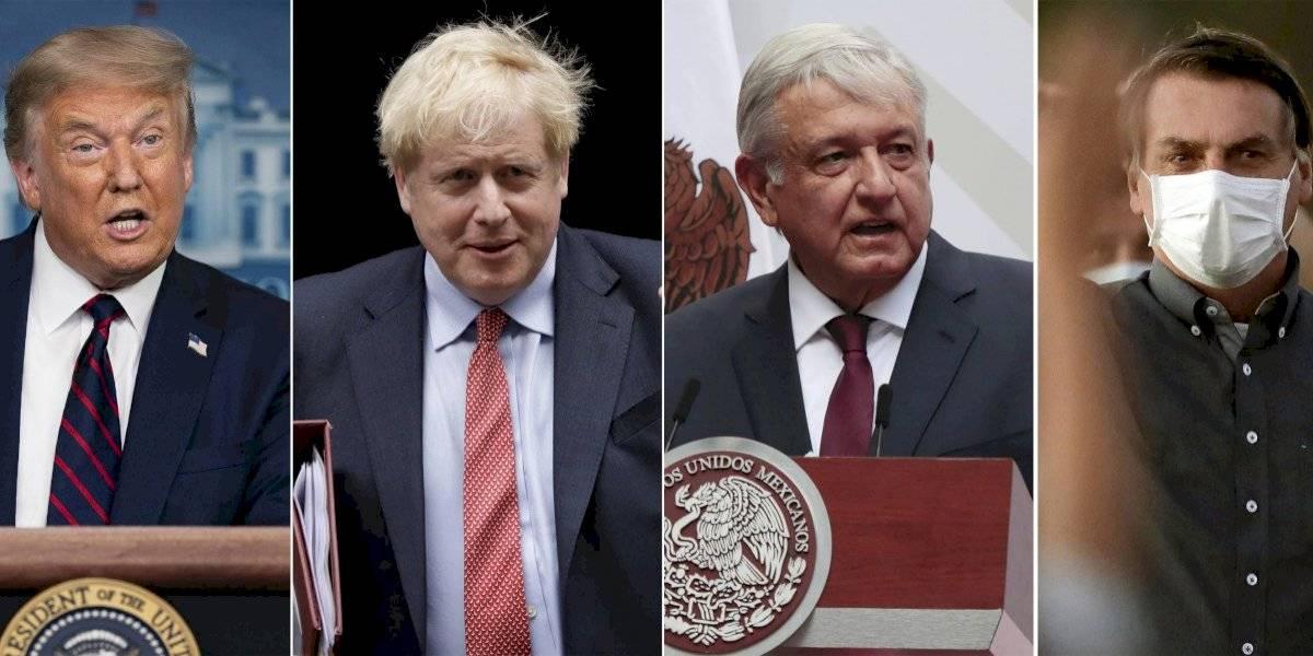 Los líderes populistas tropiezan ante el Covid-19, según especialista