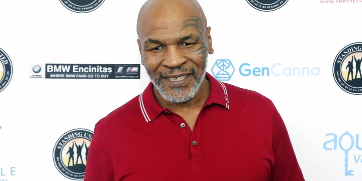Mike Tyson vuelve al boxeo: su retorno ya tiene fecha, lugar, rival y será a ocho rounds