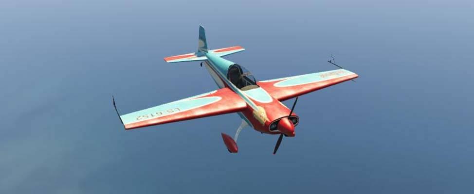 Avioneta GTA