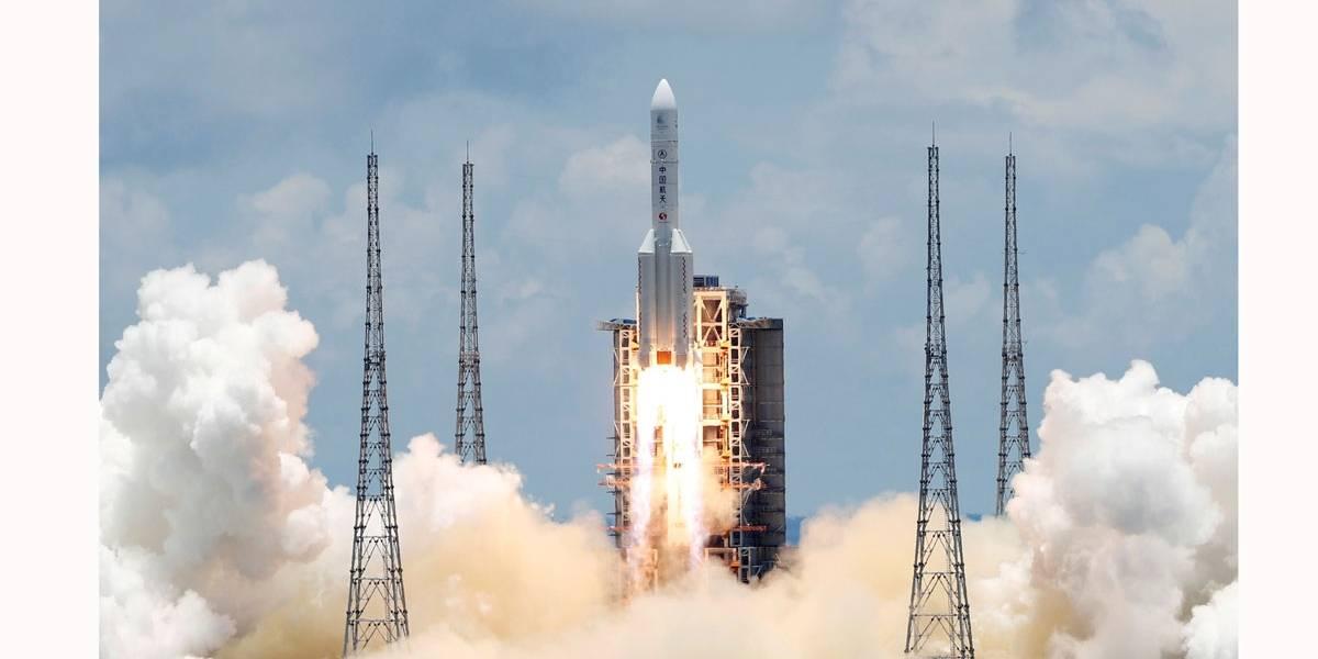 China entra na corrida espacial para Marte