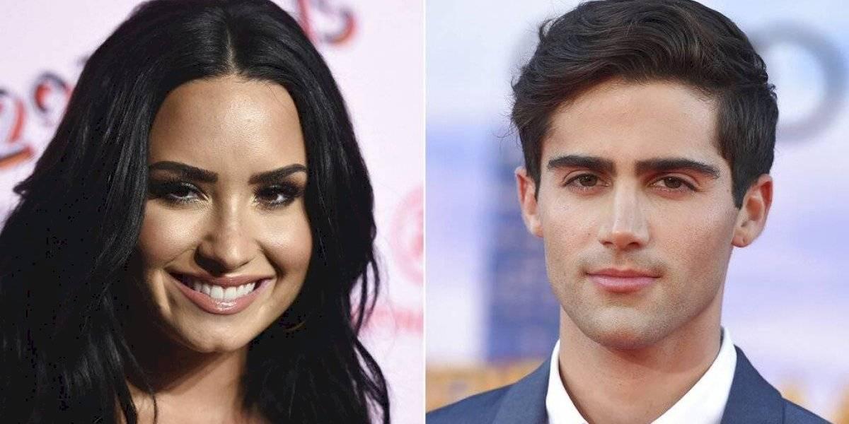 Demi Lovato y Max Ehrich anuncian su compromiso