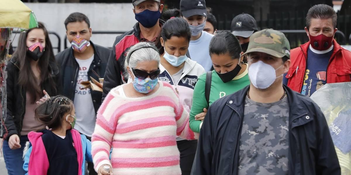 Esta es la fecha en que se presentará la tercera ola de coronavirus en Bogotá