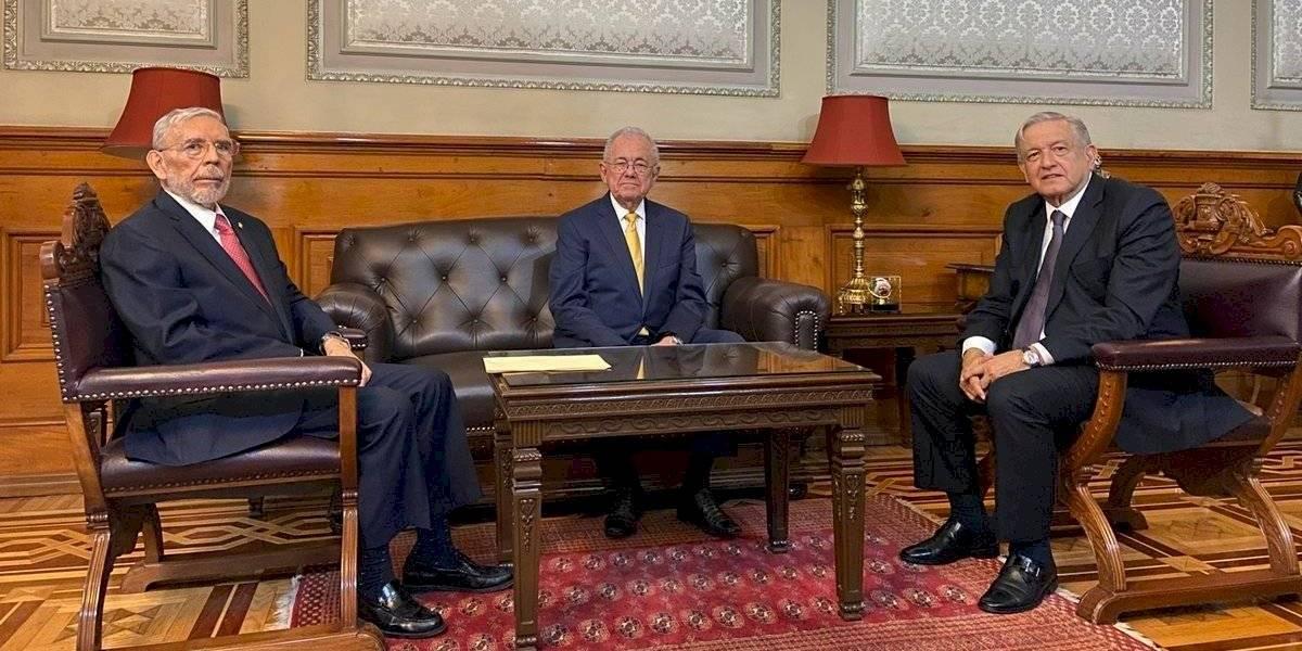 AMLO confirma salida de Jiménez Espriú y a Jorge Arganis como nuevo titular de la SCT