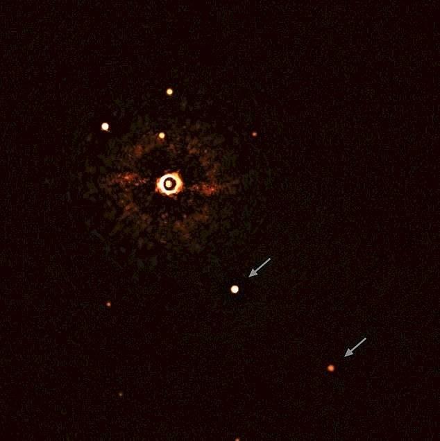 Exoplanetas Orbita