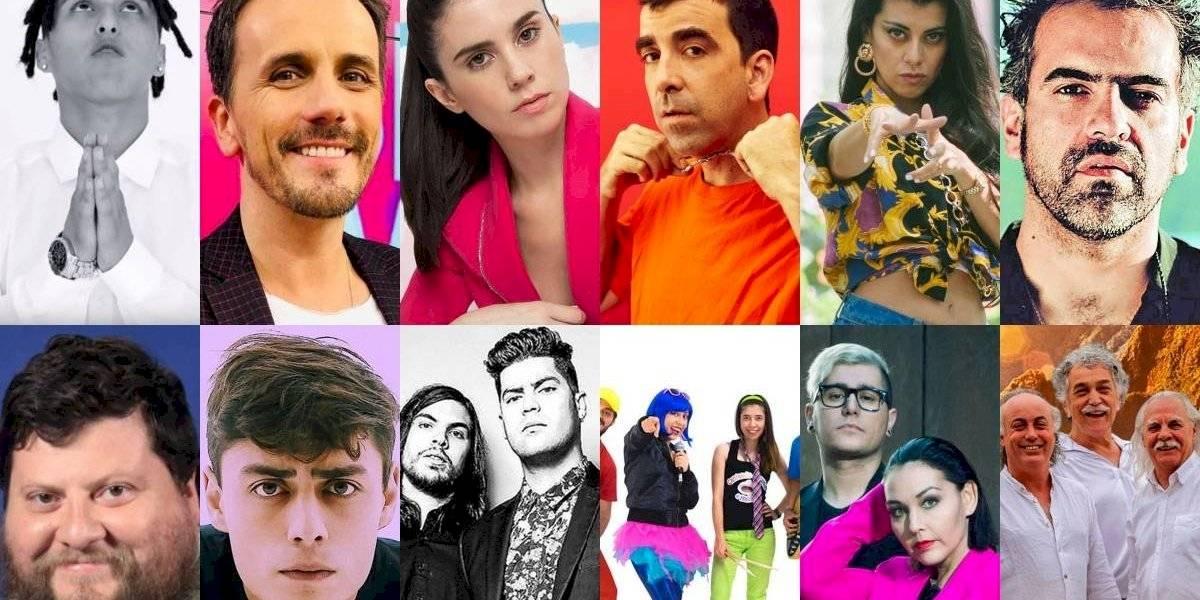 Los Jaivas, Pablo Chill-E, Javiera Mena y otros 15 artistas participarán en el Festival Movi2, que va en ayuda a más de 70 causas sociales