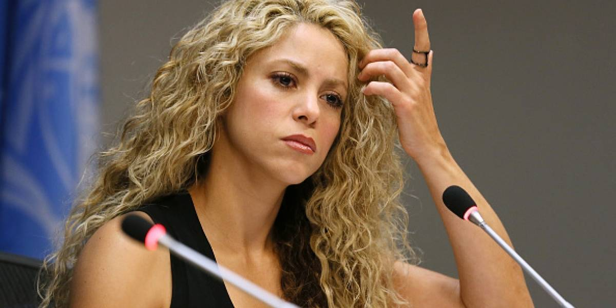 ¡Shakira, indignada! Raperos desatan furia de la cantante por montaje y canción denigrante sobre ella