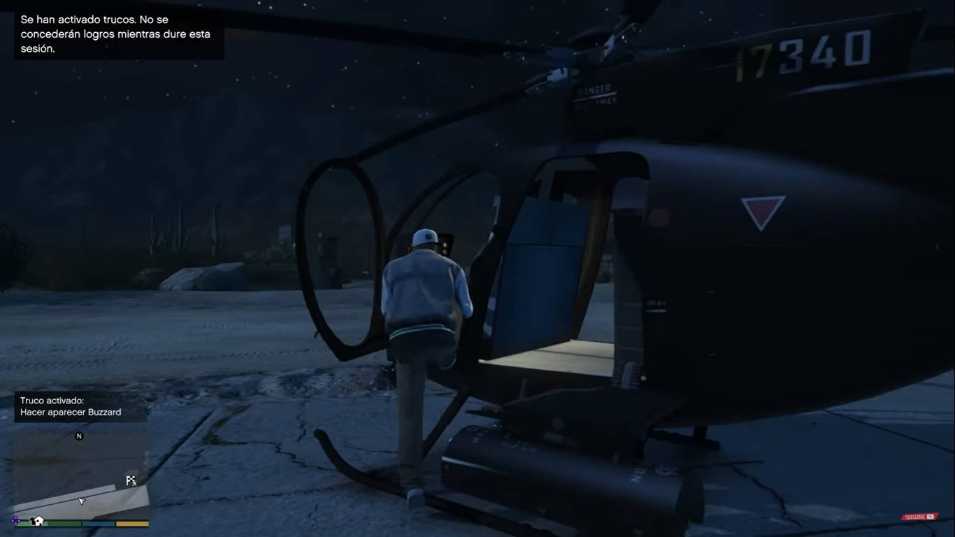 Helcóptero GTA