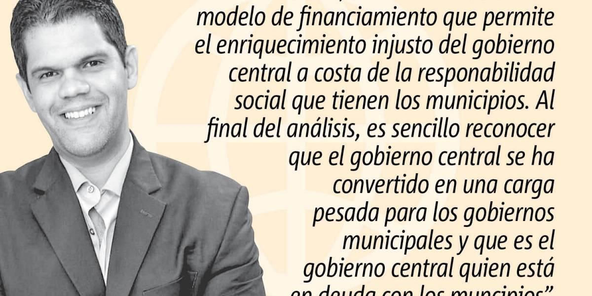 Opinión de Heriberto Martínez Otero: El Costo del Gobierno Central para los Municipios