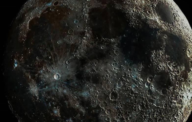 La textura de la Luna en otra edición de McCarthy