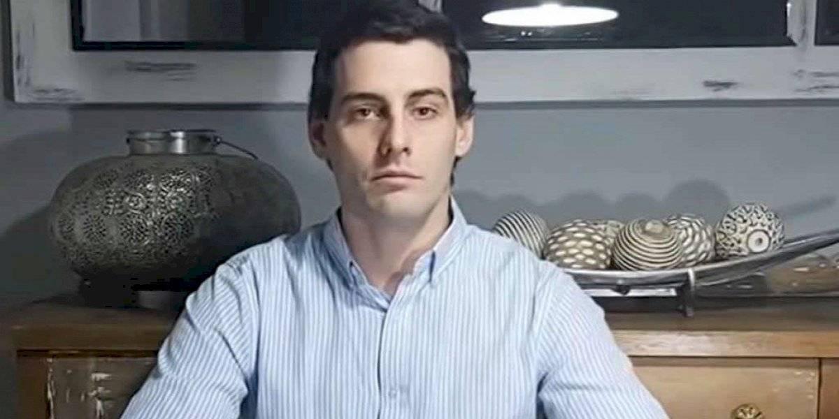 """Abogado defensor de Pradenas: """"Martín es un chico interesante, tiene aspecto de actor de cine"""""""