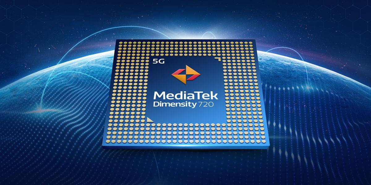 MediaTek lanza el Dimensity 720: un chip 5G potente al alcance del bolsillo