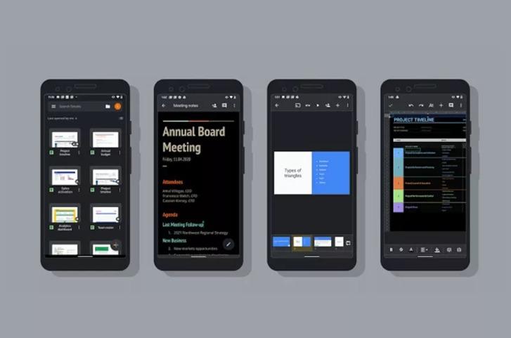 Google Docs para Android