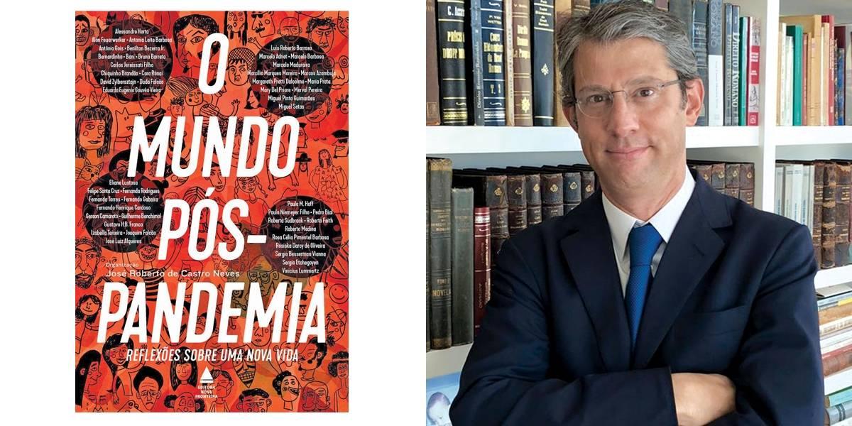 Livro reúne relatos de personalidades sobre impactos da pandemia