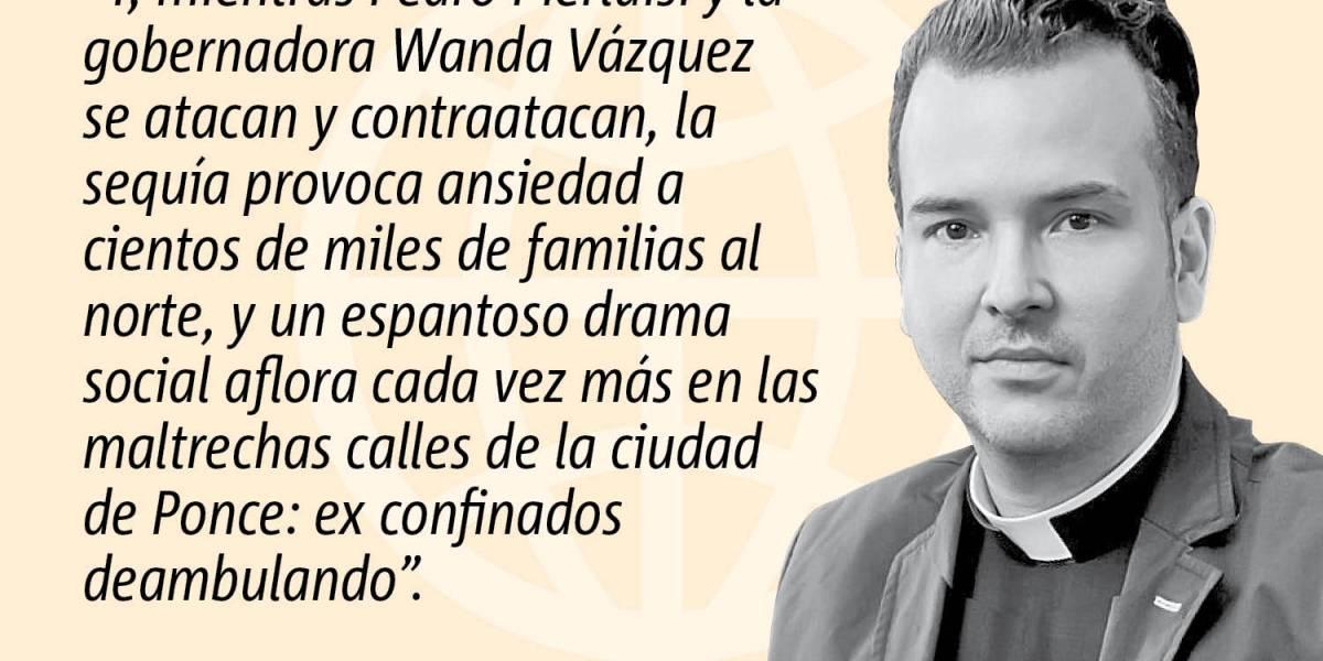 Opinión del Padre Orlando Lugo: ¿Quién se acuerda de los reclusos ahora?